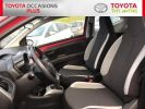 Toyota AYGO 1.0 VVT-i 69ch x-play 3p 3p0 Rouge Chilien Occasion - 12