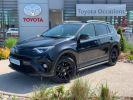 Voir l'annonce Toyota RAV4 197 Hybride Black Edition 2WD CVT