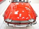 Triumph TR4 A IRS Overdrive Signal Red 32 Occasion - 10