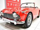 Triumph TR4 A IRS Overdrive Signal Red 32 Occasion - 11