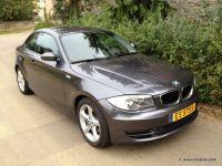BMW Série 1 120 D coupé Luxe Occasion