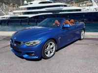 BMW Série 4 420d CABRIOLET 190 CV M SPORT BVA8 - MONACO Occasion