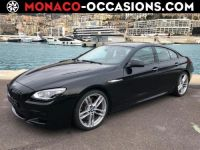 BMW Série 6 Gran Coupe 650iA xDrive 450ch Sport Design Occasion
