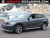 BMW X1 xDrive18dA 143ch xLine Occasion