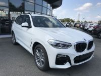 BMW X3 20D X-DRIVE M-SPORT Neuf