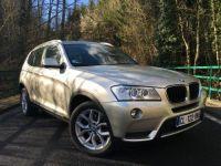 BMW X3 EXCLUSIVE xDrive20dA 184 Occasion