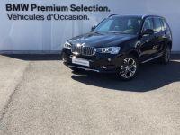 BMW X3 sDrive18dA 150ch xLine Occasion