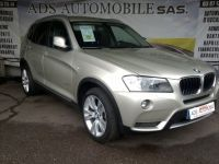BMW X3 XDRIVE20D 184CH Luxe Occasion