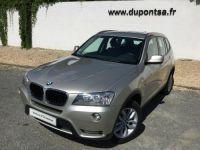 BMW X3 xDrive20dA 184ch Excellis Occasion