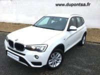BMW X3 xDrive20dA 190ch Lounge Plus Occasion