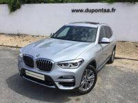 BMW X3 xDrive20dA 190ch Luxury Euro6c Occasion