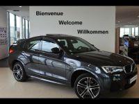 BMW X4 xDrive20dA 190ch M Sport Neuf