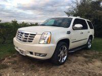 Cadillac ESCALADE luxury hybride Occasion