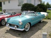Ford Thunderbird convertible Occasion