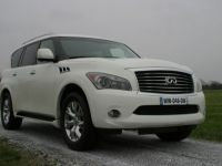 Infiniti QX56 luxury Pack Theater Occasion