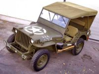 Jeep Willys M201 PACK US Occasion