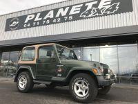 Jeep WRANGLER TJ 4 L 177 CV Sahara Occasion