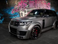 Land Rover Range Rover IV V8 SUPERCHARGED AUTOBIOGRAPHY LWB LUMMA Occasion