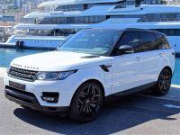 Land Rover Range Rover Sport SDV6 HSE DYNAMIC 306 CV BLACK LINE - MONACO Occasion
