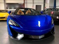 McLaren 570s SPIDER Occasion
