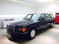 Mercedes 500 SEL Occasion