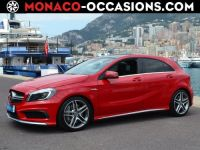 Mercedes Classe A 45 AMG 4Matic SPEEDSHIFT-DCT Occasion
