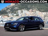Mercedes Classe C Break 63 AMG S Speedshift MCT AMG Occasion