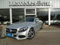 Mercedes Classe C Cabriolet 220 d 170ch Executive 9G-Tronic Occasion