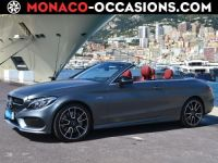 Mercedes Classe C Cabriolet 43 AMG 367ch 4Matic 9G-Tronic Occasion