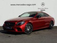 Mercedes Classe C Coupe Sport 220 d 194ch AMG Line 9G-Tronic Euro6d-T Occasion