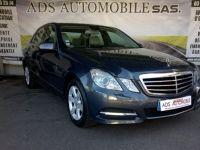 Mercedes Classe E 220 CDI BLUEEFFICIENCY Avantgarde Executive Occasion