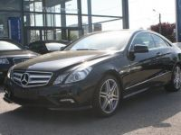 Mercedes Classe E COUPE 250 CDI BLUE EFFICENCY AMG Occasion