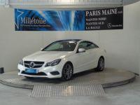 Mercedes Classe E Coupe 350 BlueTEC Fascination 7GTronic+ Occasion