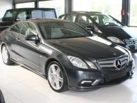 Mercedes Classe E  coupe 350 CDI BLUE EFFICIENCY  Occasion