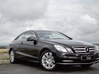 Mercedes Classe E E200 CGI COUPE BLUEEFFICIENCY Occasion