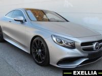 Mercedes Classe S 63 AMG 4 MATIC  Occasion