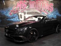 Mercedes Classe S  63 AMG CABRIOLET BRABUS Occasion