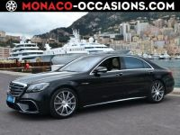 Mercedes Classe S 63 AMG L 4Matic Speedshift MCT AMG Occasion