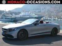 Mercedes Classe S Cabriolet 63 AMG 4Matic Speedshift MCT AMG Occasion