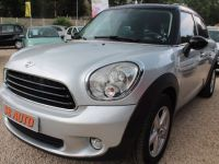 Mini Countryman COOPER D 112CH PACK RED HOT CHILI ALL4 Occasion