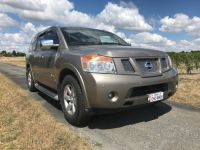 Nissan PATHFINDER Armada V8 LE 8 places Occasion