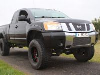 Nissan Titan king cab Texas Edition Occasion