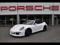 Porsche 911 Carrera GTS Cabriolet Occasion