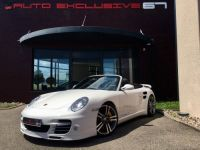 Porsche 997 911 type 997 TURBO S CABRIOLET PDK 530 Occasion