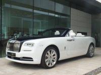 Rolls Royce Dawn MODELE 2018 Direction