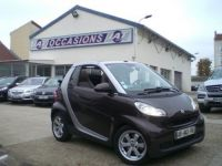 Smart Fortwo 71CH MHD TEN YEARS CHOCOLAT Occasion