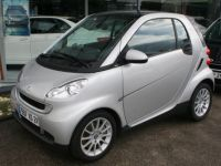 Smart Fortwo coupe passion MHD Occasion