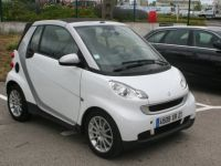 Smart Fortwo passsion cabriolet Occasion