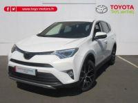 Toyota RAV4 143 D-4D Design TSS Business 2WD Occasion