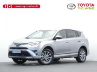 Toyota RAV4 197 Hybride Silver Edition 2WD CVT RC18 DEMO Occasion
